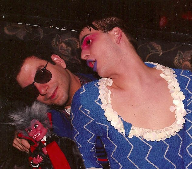 Michael Alig and Musto