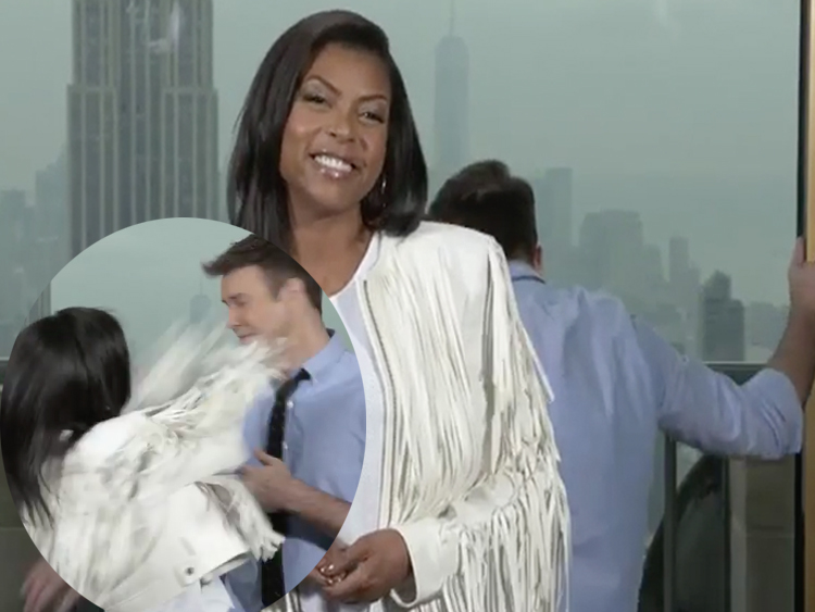 snl promo taraji