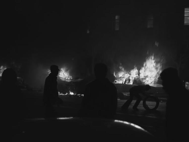 White Night Riots