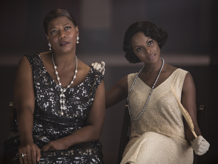 Queen Latifah as Bessie Smith, Tika Sumpter as Lucille