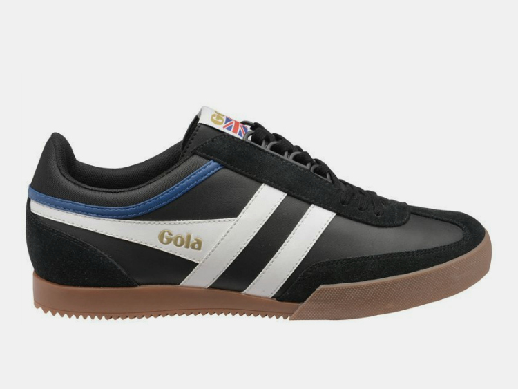 Gola Harrier Leather 110 anniversary