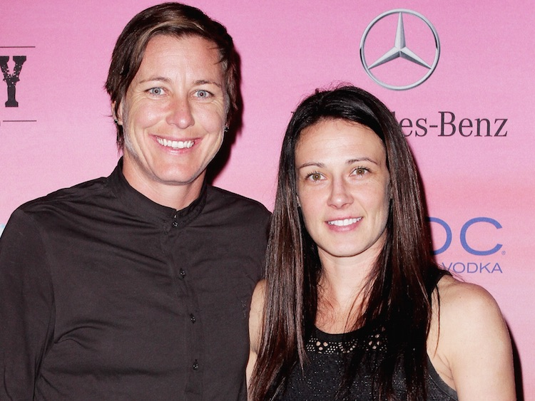 Abby Wambach Opens Up About Private Life Soccer Goals