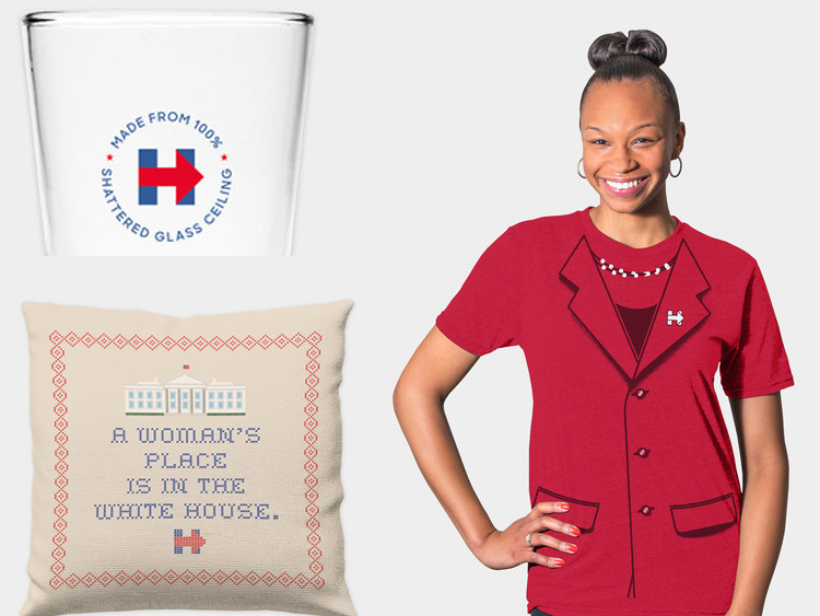 Image result for Hillary Clinton merchandise official