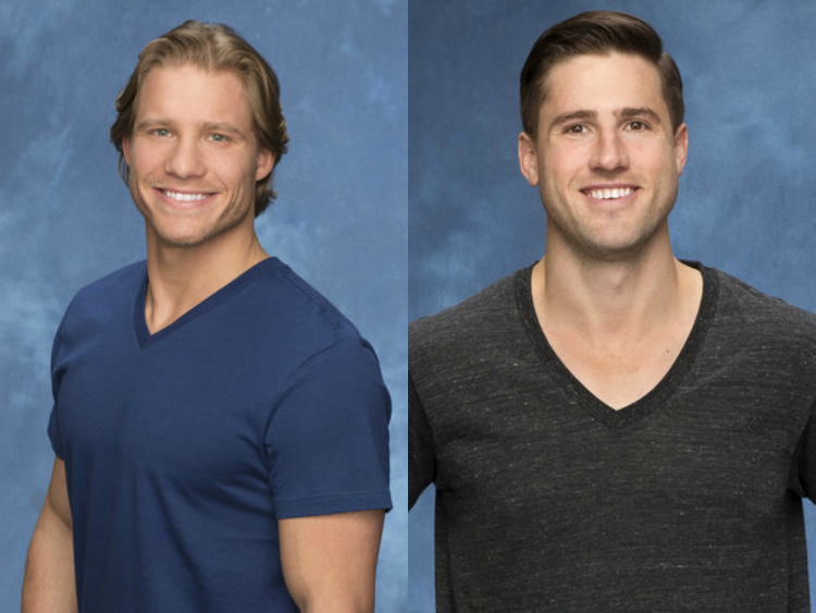 Male Contestants On The Bachelorette Fall For Each Other