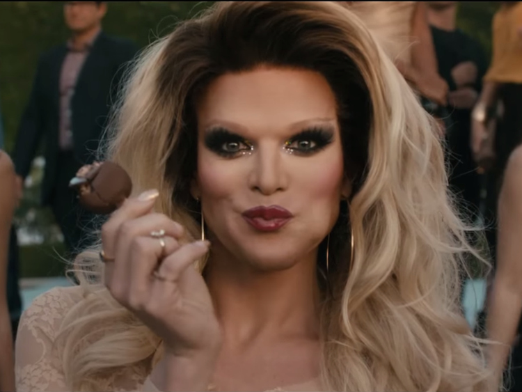 watch willam joins magnum to celebrate gender nonconformity out magazine. Black Bedroom Furniture Sets. Home Design Ideas