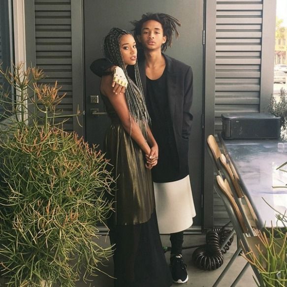Jaden Smith Wears A Dress To Prom Deal With It Out