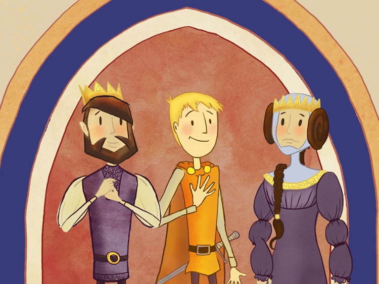 Bravest Knight: A Fairytale With a Gay Twist Gets Animated