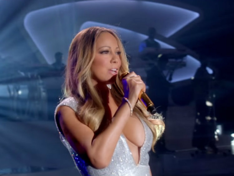 Mariah Carey Joins Match Goes On Date With Tyson Beckford Out Magazine