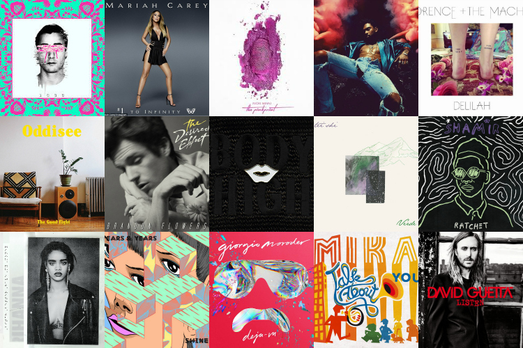 50 Songs of Summer: The Essential Tracks of 2015