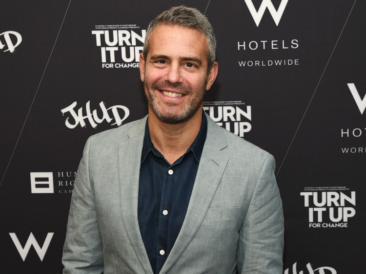 Andy Cohen Interview