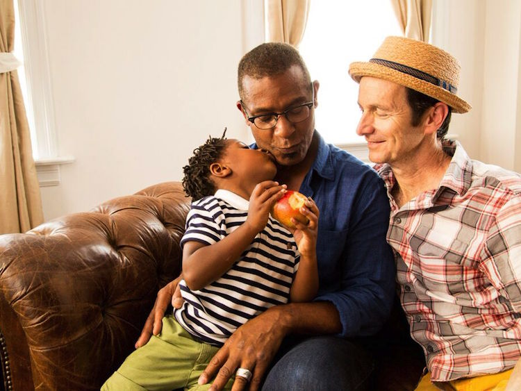 Watch: Denis O'Hare Discusses Love for His Husband and Son ...