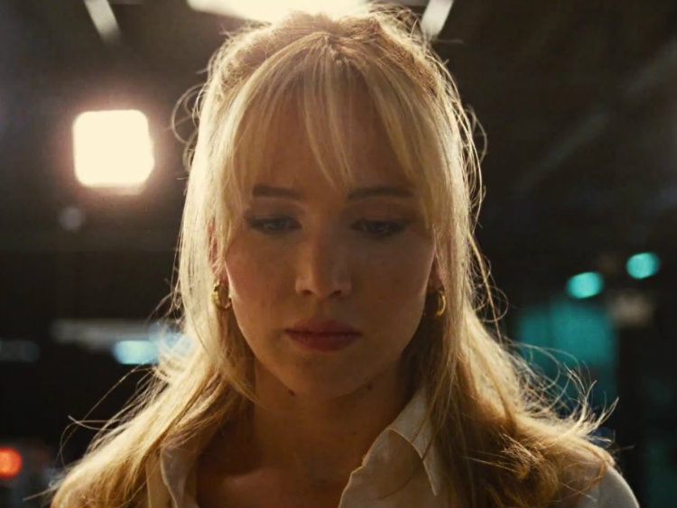 2016 jennifer lawrence movies