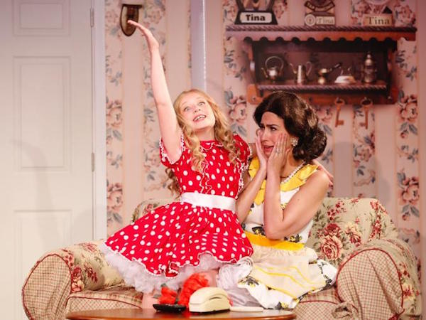 Ruthless Musical Off-Broadway