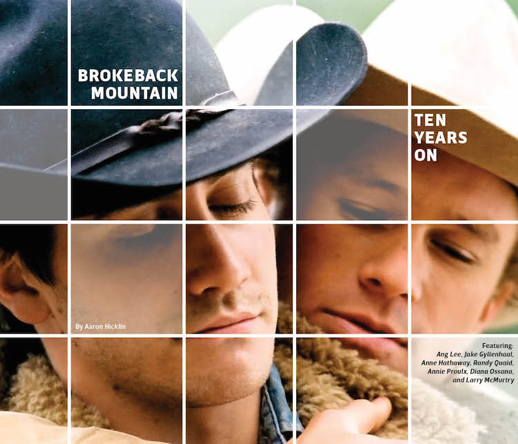 brokeback mountain years on an oral history magazine brokeback mountain 10 years on
