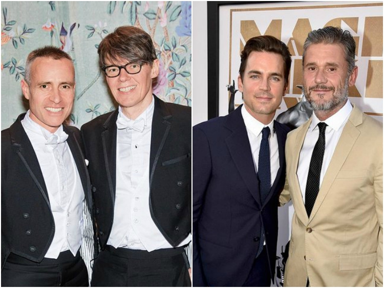 05ccfe59631 Two Gay Celebrity Couples Make Vanity Fair's International Best-Dressed List