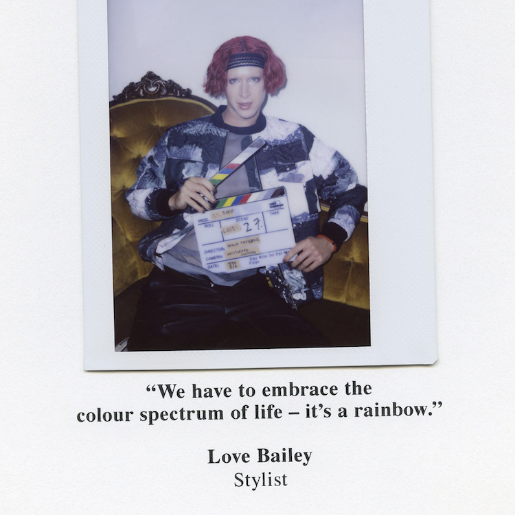 Bailey & other stories campaign
