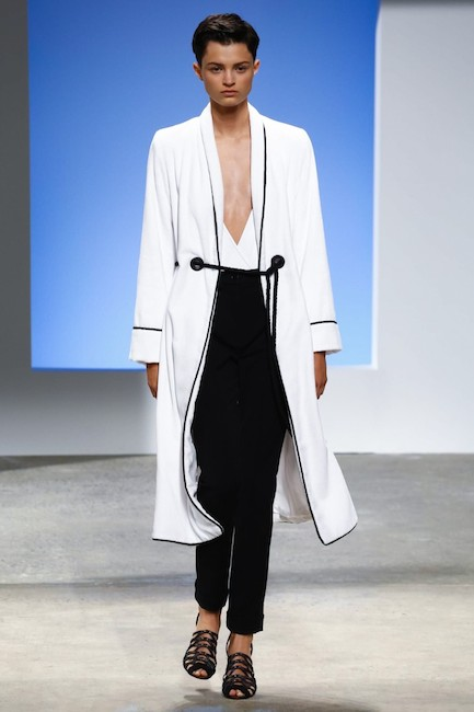 The Best of New York Fashion Week Spring-Summer 2016 in 25 ...