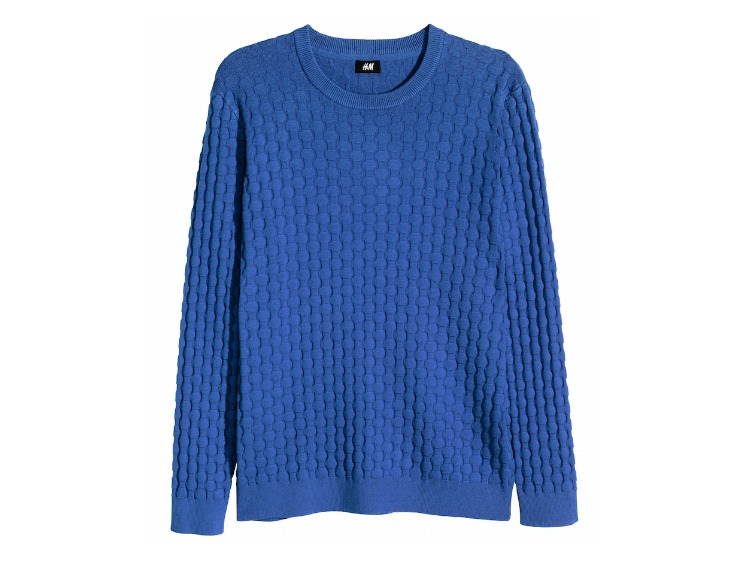 to wear - H&m crush blue collection video