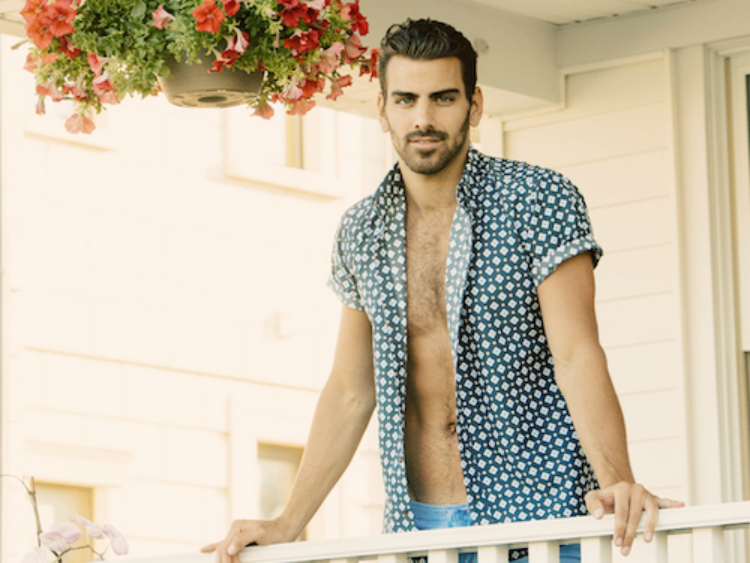 Nyle DiMarco gay fluid