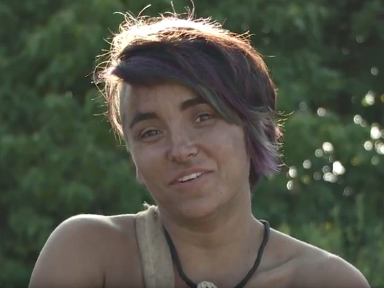 shows naked afraid bios andrea lopez