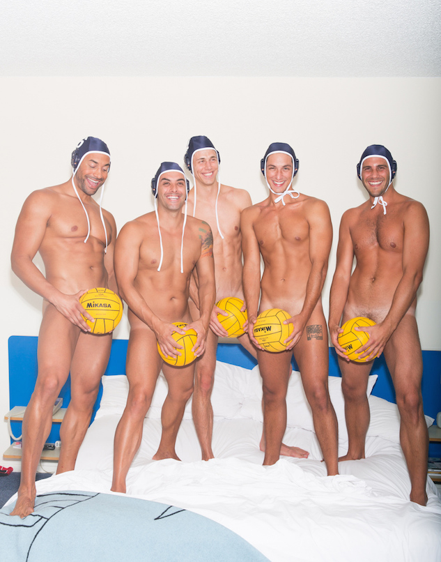Water Polo Naked 20