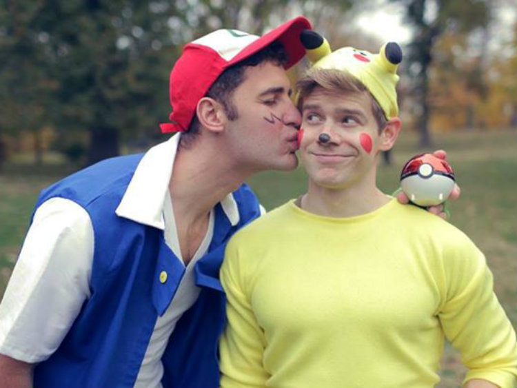 Halloween Costume Ideas For Gay Couples