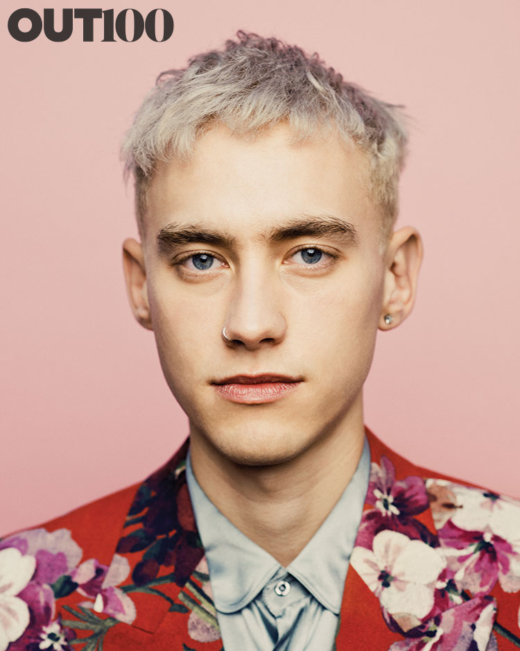 Out100 Olly Alexander Breakout Of The Year Out Magazine