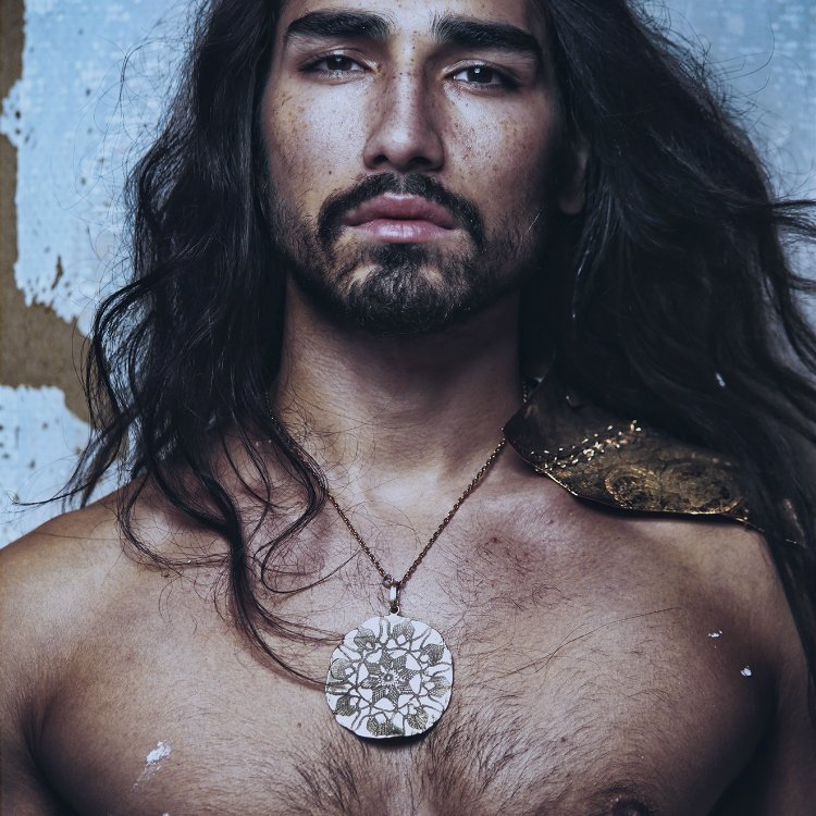 Instaboy Willy Cartier model