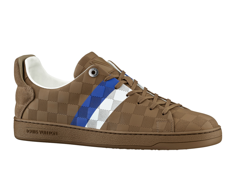 9b03389e3f00 Daily Crush  Limited-Edition  Front Row  Sneakers by Louis Vuitton