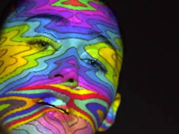 Miley Cyrus Gets High in a Kaleidoscope in Video for Dead