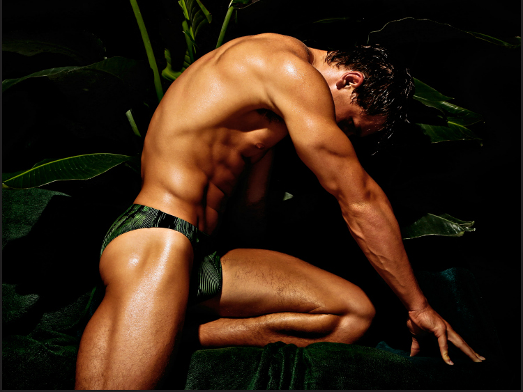 Model Watch: Diego Miguel and Blake Bridges for Charlie by ...