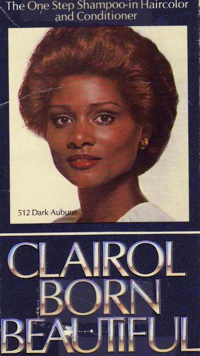 tracey africa norman clairol