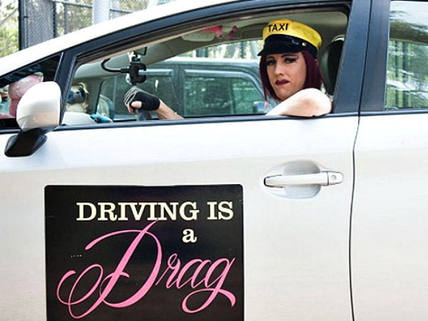 Image result for drag queen car