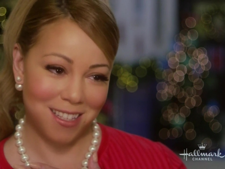 ICYMI: Mariah Carey's A Christmas Melody Is Your New Fave Holiday ...
