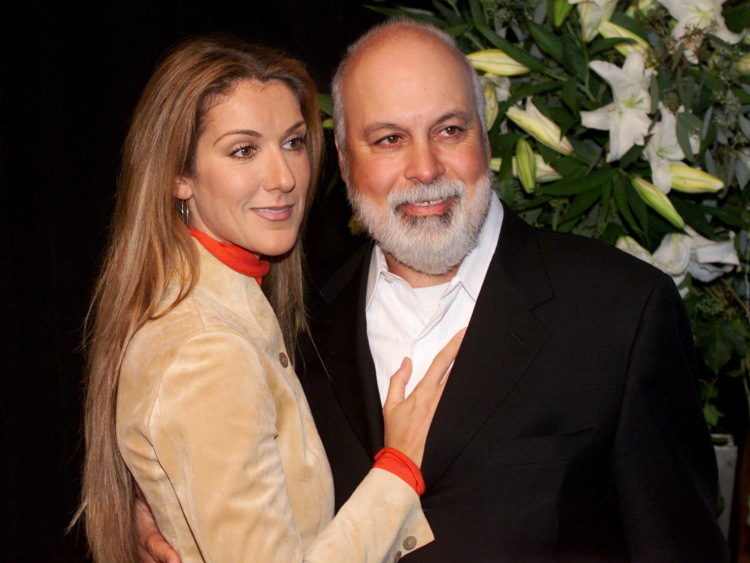 Celine Dion's husband Rene Angelil dies aged 73. Celebrities pay tribute