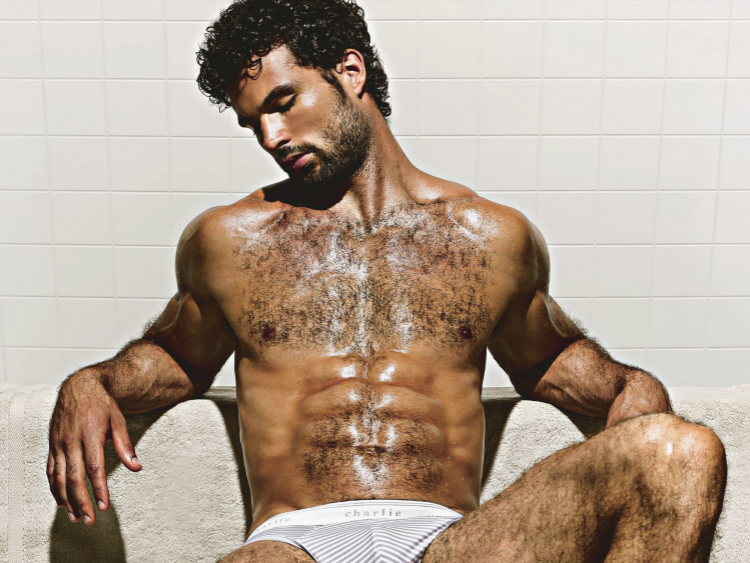 Shirtless hairy brown men gay there039s no 7
