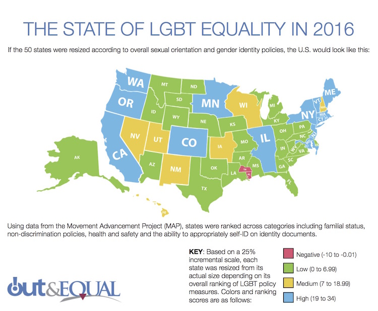 U.S. Homosexuality - Statistics & Facts