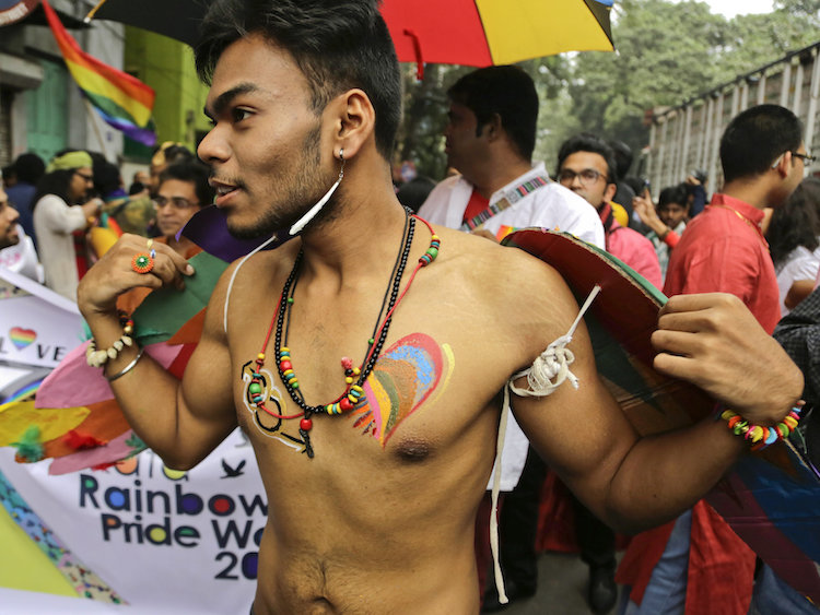 Homosexuals in india