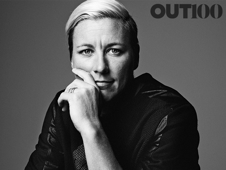 Abby Wambach On Her Soccer Legacy Why Her Legal Marriage Mattered