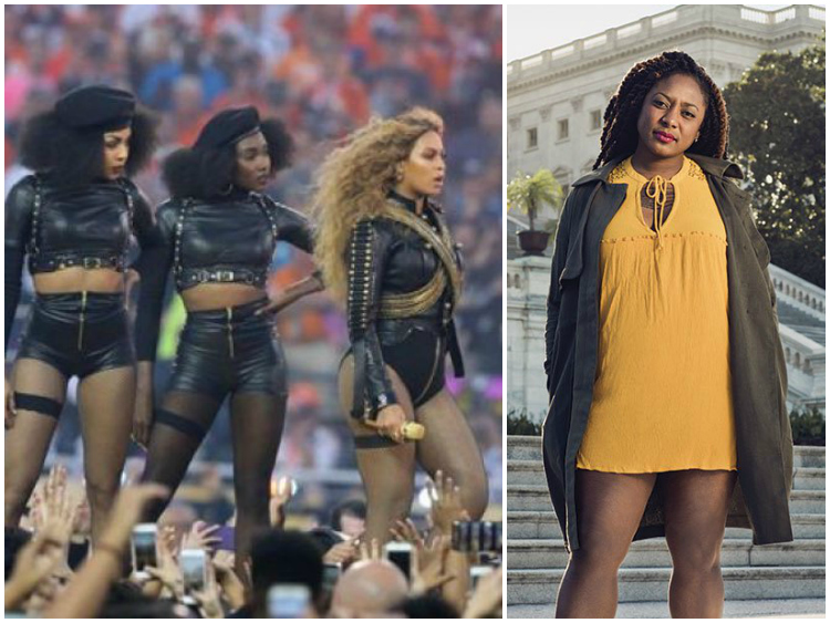 analysis of beyonc s formation video black lives matter Beyonce releases statement on dallas police shootings beyonce knowles, black lives matter she said stop shooting us in her video which is.