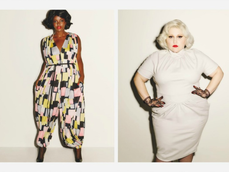 Beth Ditto's Plus-Size Clothing Line is Here