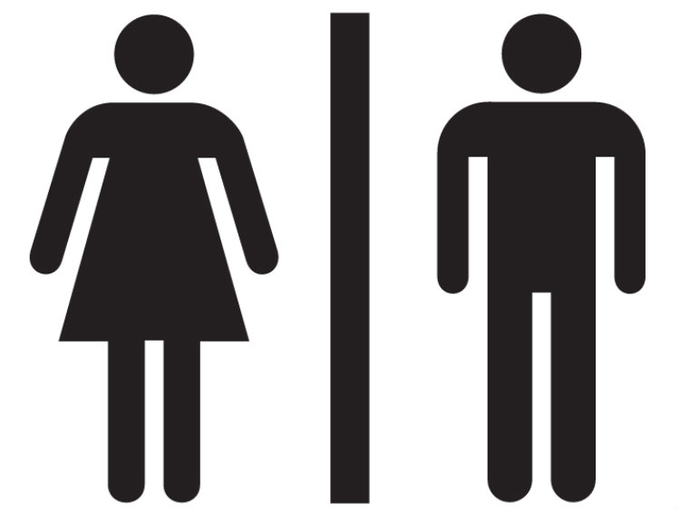 Georgia Kroger Flawlessly Explains Its Unisex Bathroom To Customers Adorable Unisex Bathroom