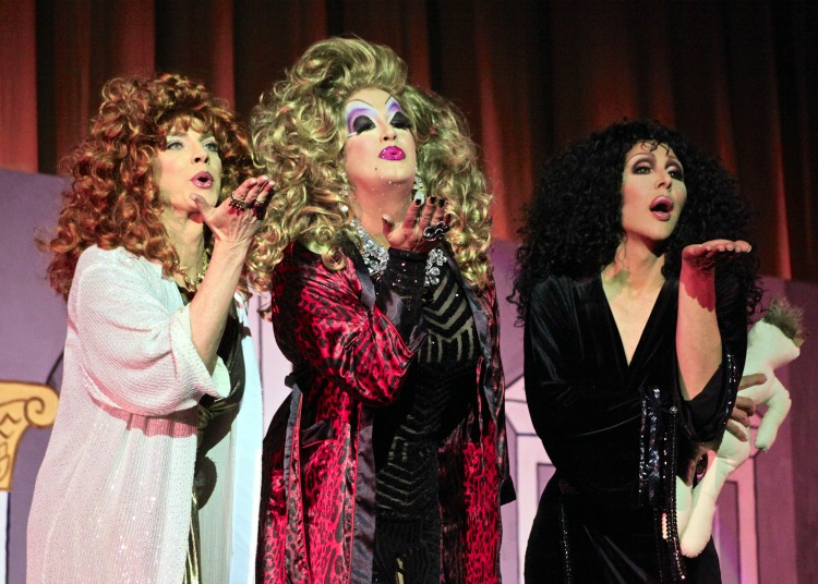 Witches of East Village, Peaches Christ, Chad Michaels, Coco Peru