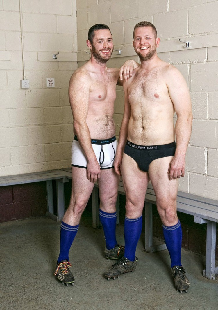 from Gibson rugby players gay