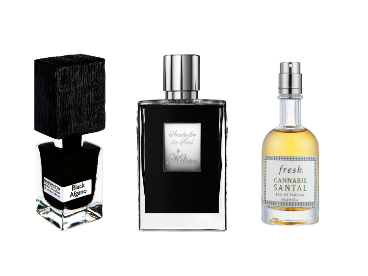 5 Cannabis-Inspired Fragrances That Smell Great