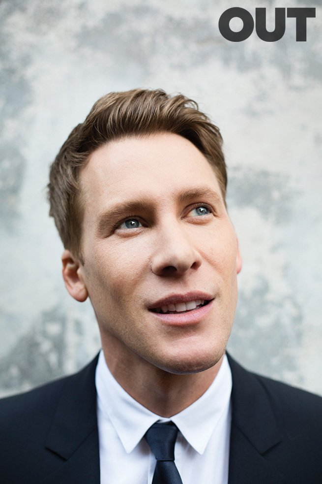 dustin lance black facebook