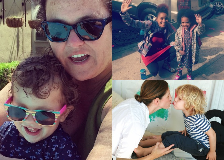11 of Our Favorite Lesbian Mothers | Out Magazine
