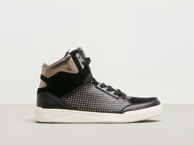 Kenneth Cole stud sneakers