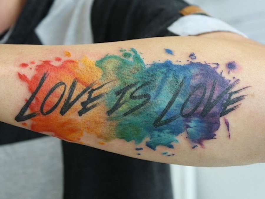29 Tattoos To Show Your Pride Out Magazine
