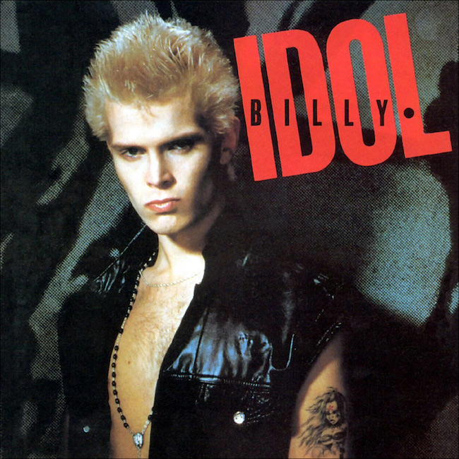 billy idol gay